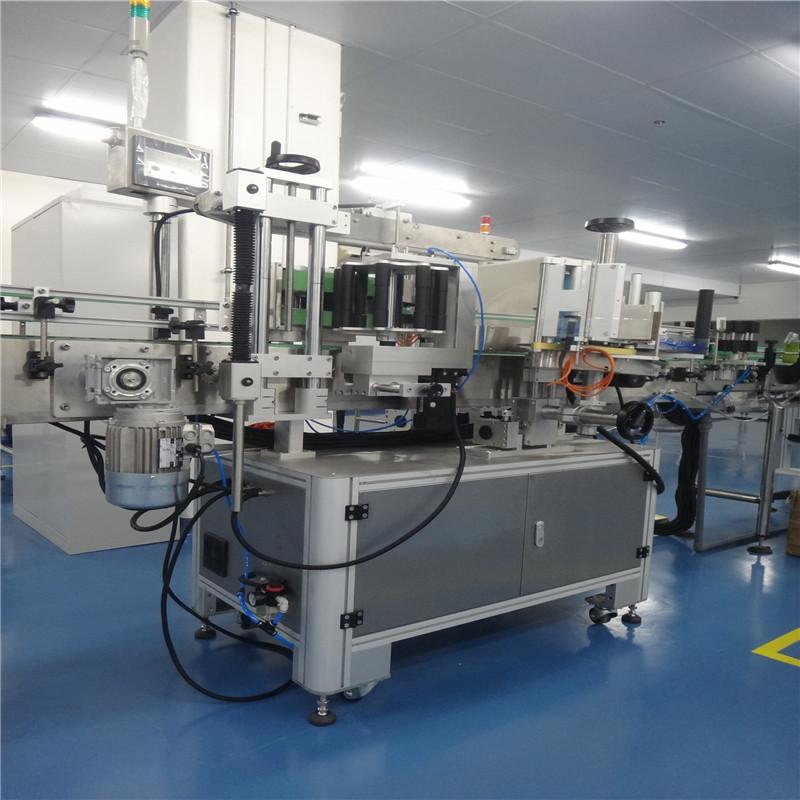 JD WATER-automatic sticker labeling machine | Automatic Self-adhesive Sticker Labeling Machine | JD