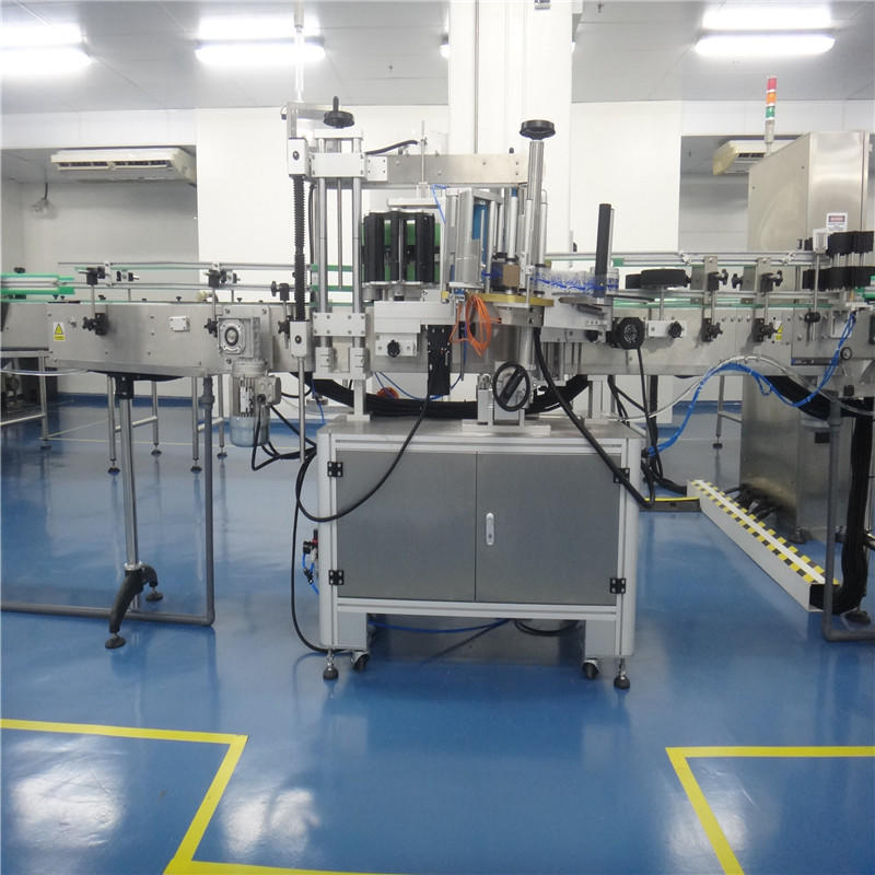 JNDWATER Automatique Bouteille Machine D'étiquetage Autocollant JND-650