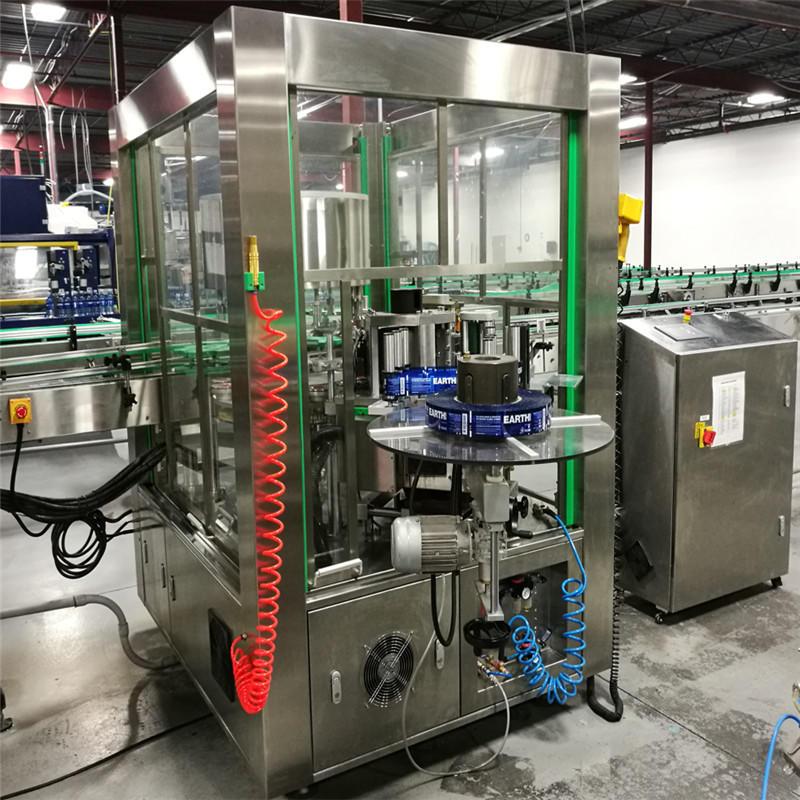 JNDWATER Bouteille D'eau OPP Bouteille Automatique Machine D'étiquetage JND-200R