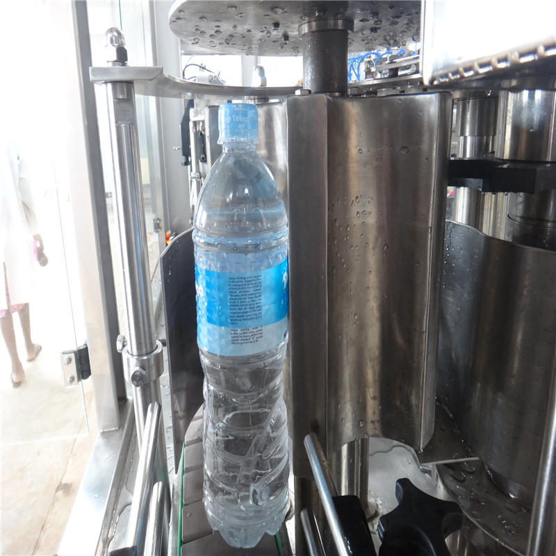 JNDWATER Auto Shrinkable Bottle Sleeve Labeling Machine JND-200