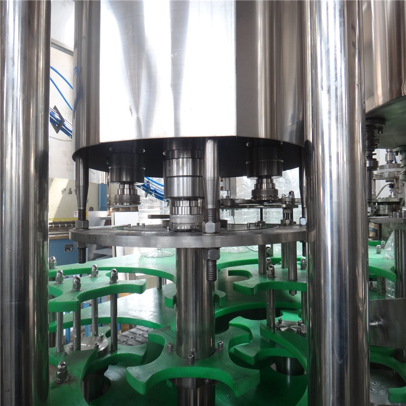JD WATER-Professional Bottle Filling Equipment Beverage Filling Machine Supplier-1