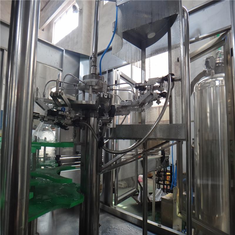 JD WATER-Professional Bottle Filling Equipment Beverage Filling Machine Supplier