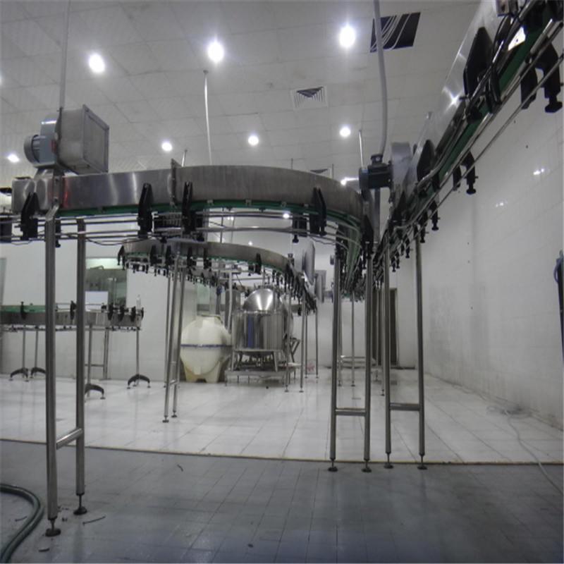JNDWATER конвейер для напитков, системы воздушного конвейера, ленточный конвейер