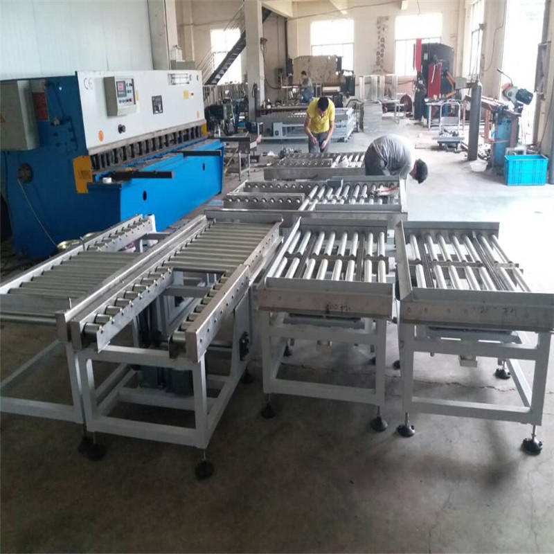 Gravity Roller Conveyor JNDWATER With Stainless Steel