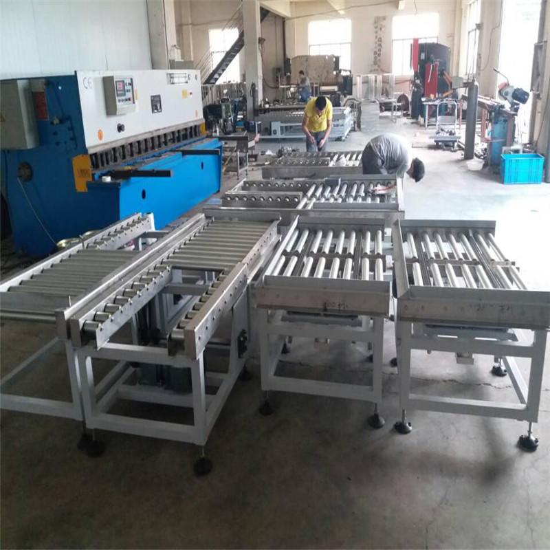 J&D WATER metal conveyor belts manufacturer for water