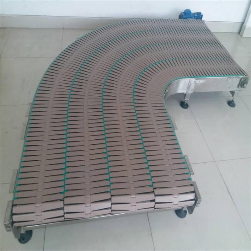 J&D WATER energy saving slat conveyor stainless steel for beverage,