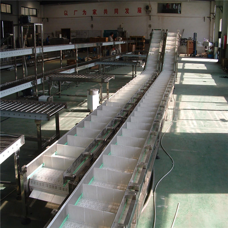 JNDWATER Plastic Chain Conveyor Industrial Conveyor Belts