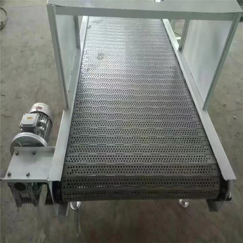 JNDWATER Slat Conveyor Chain Transfer Conveyor