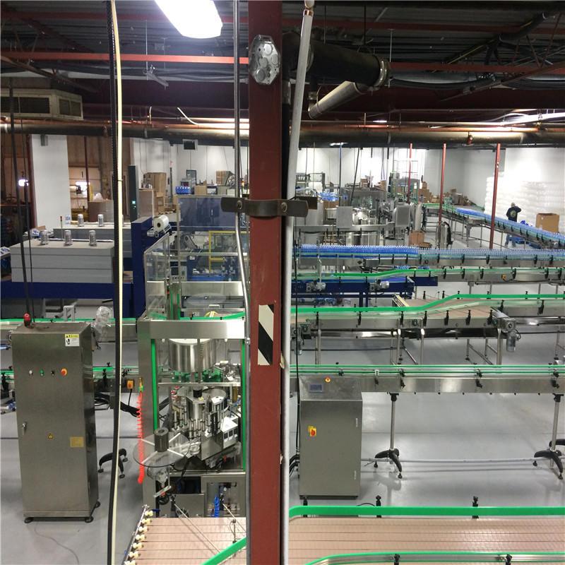 Chain Conveyor Conveyor Belt JNDWATER Conveyor System