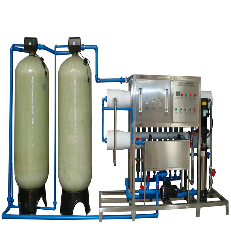 Máquina de filtro de Osmosis inversa JNDWATER