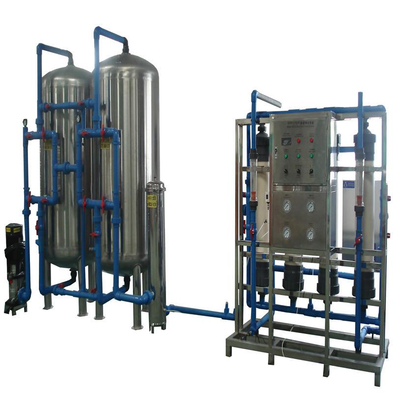 JNDWATER UF máquina de tratamiento de agua Mineral planta maquinaria