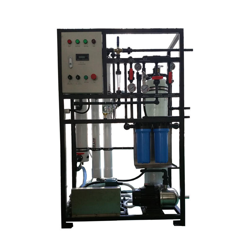 JNDWATER Seawater Desalination  Filter Machine Water Desalination Plant