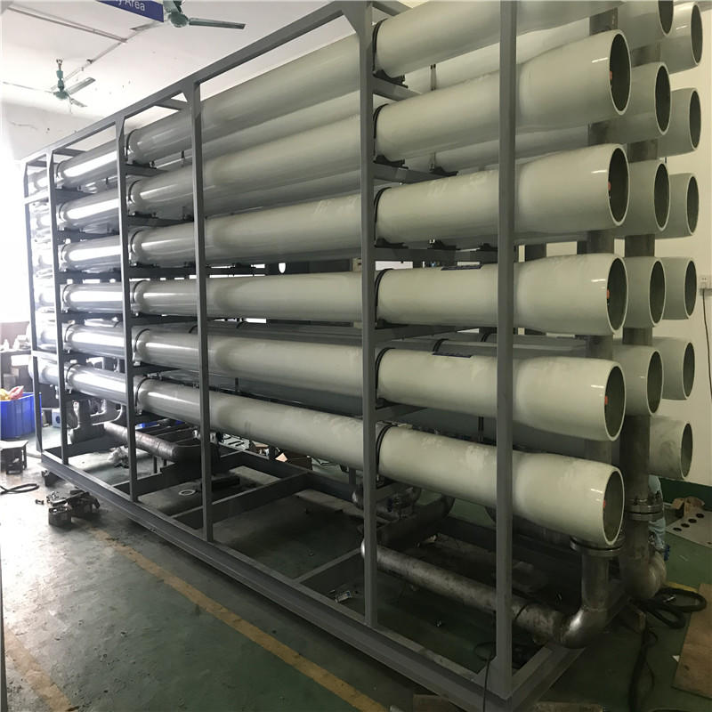 J&D WATER desalination machine stable service for sea islands