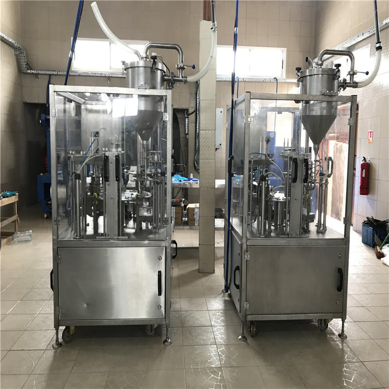 JNDWATER Cup Filling and Sealing Machine Roll Film