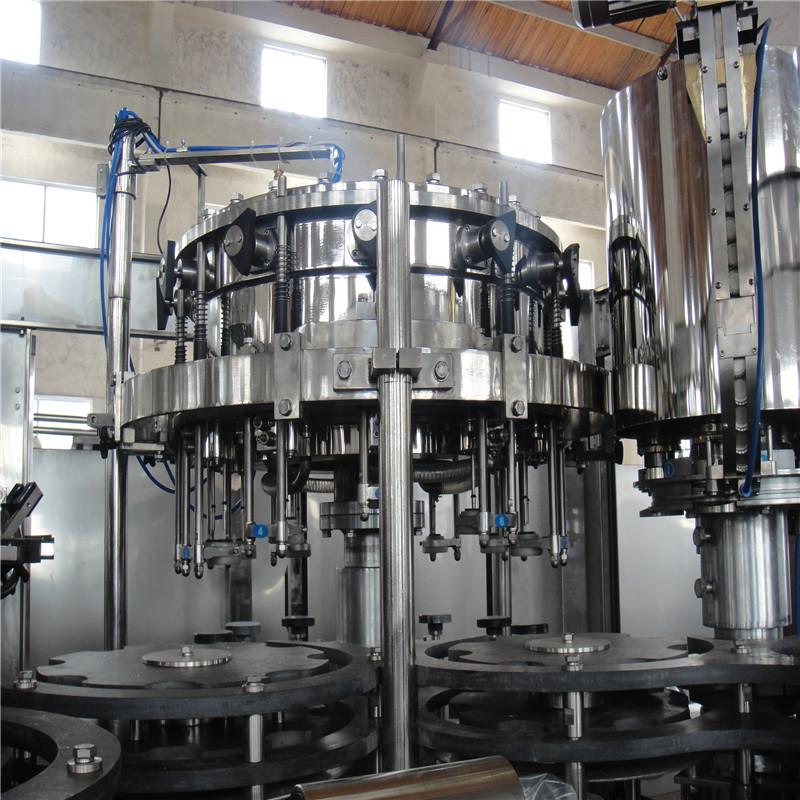 J&D WATER plastic bottle sealing machine convenient for pure water-2