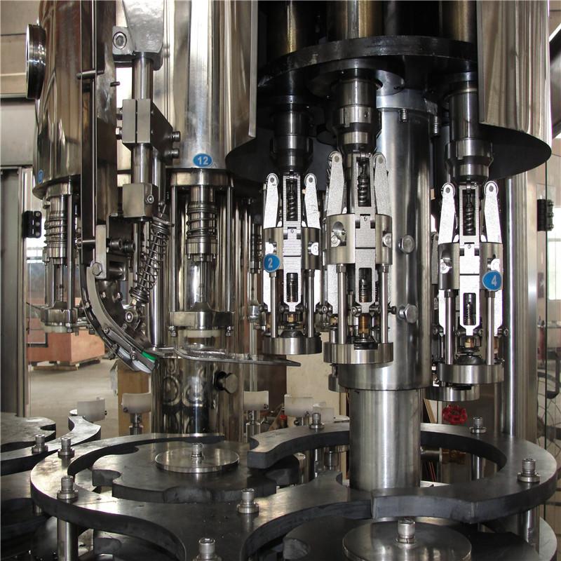 J&D WATER plastic bottle sealing machine convenient for pure water-3