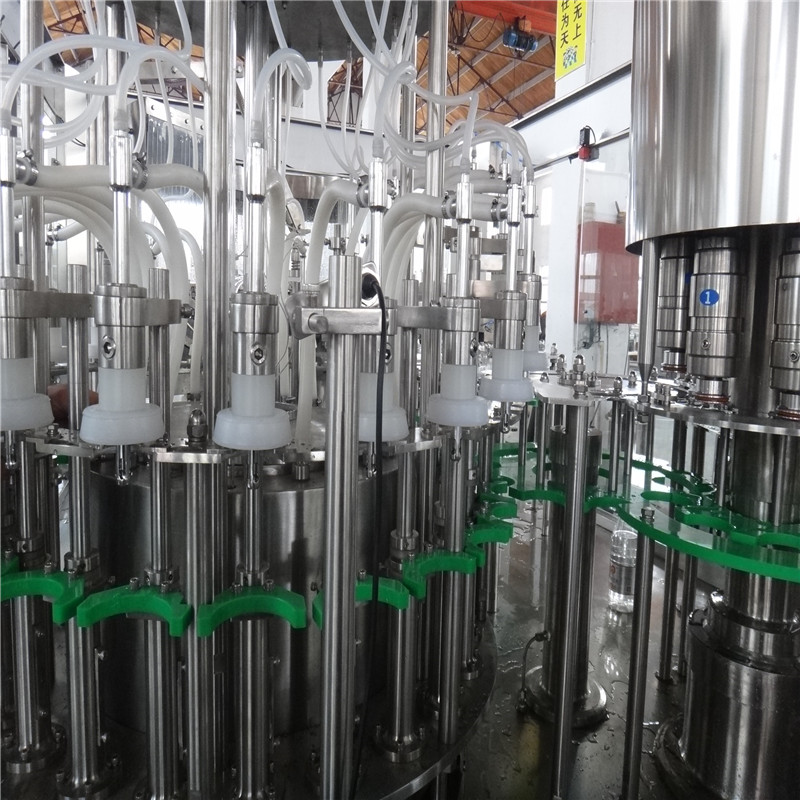 JD WATER-water bottling equipment | 01-2L bottle washing filling capping machine | JD WATER-2