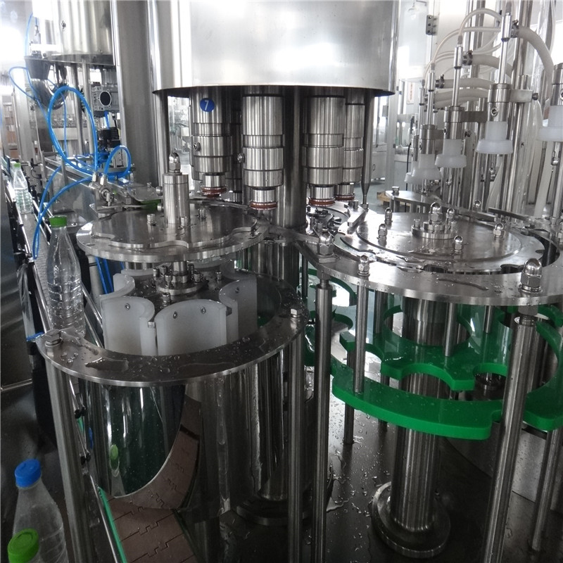 JD WATER-water bottling equipment | 01-2L bottle washing filling capping machine | JD WATER-1