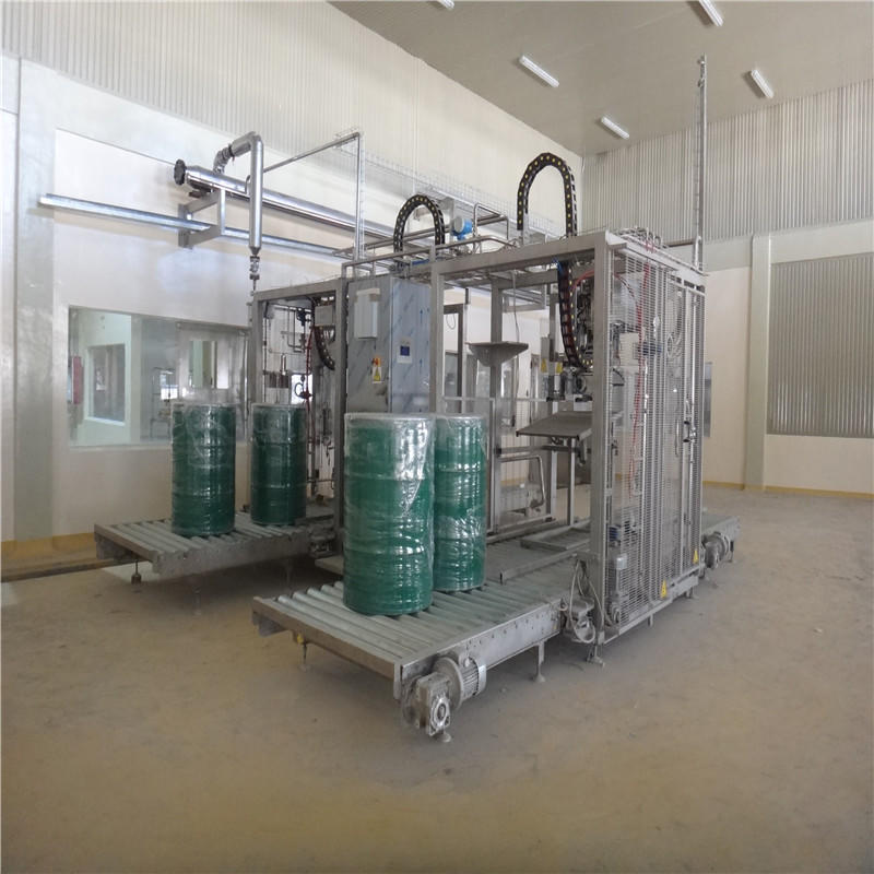 JNDWATER Plastic Bag Aseptic Sealing Machine With 2 Head