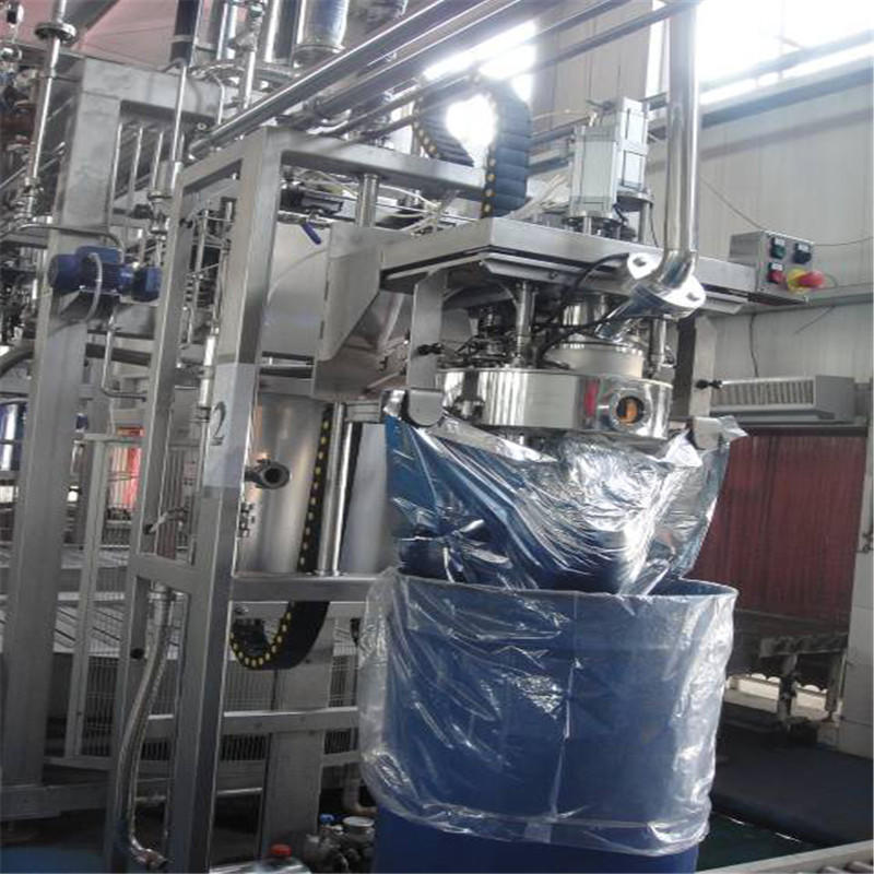 J&D WATER jndwater bag filling machine complete function for hot infusion