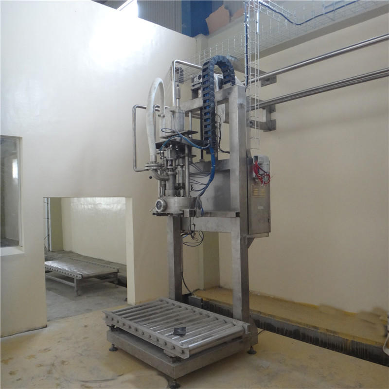 J&D WATER intelligent bagging machine factory for container