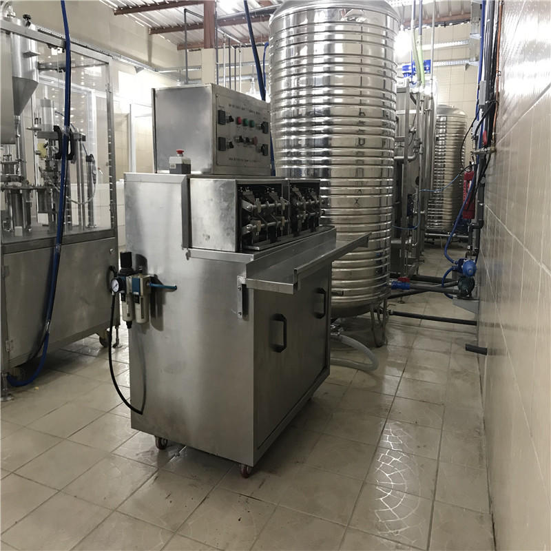 J&D WATER automatic bagging machine complete function for package