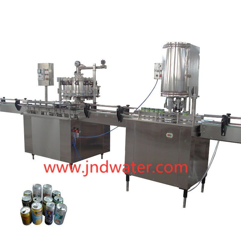 JD WATER-Professional Can Packaging Machine Canning Machine Manufacture