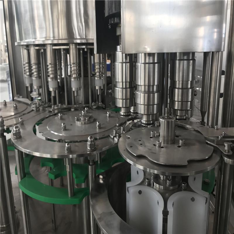 JD WATER-JNDWATER Non-carbonated Washing Filling Capping Machine Bottling Machine-2