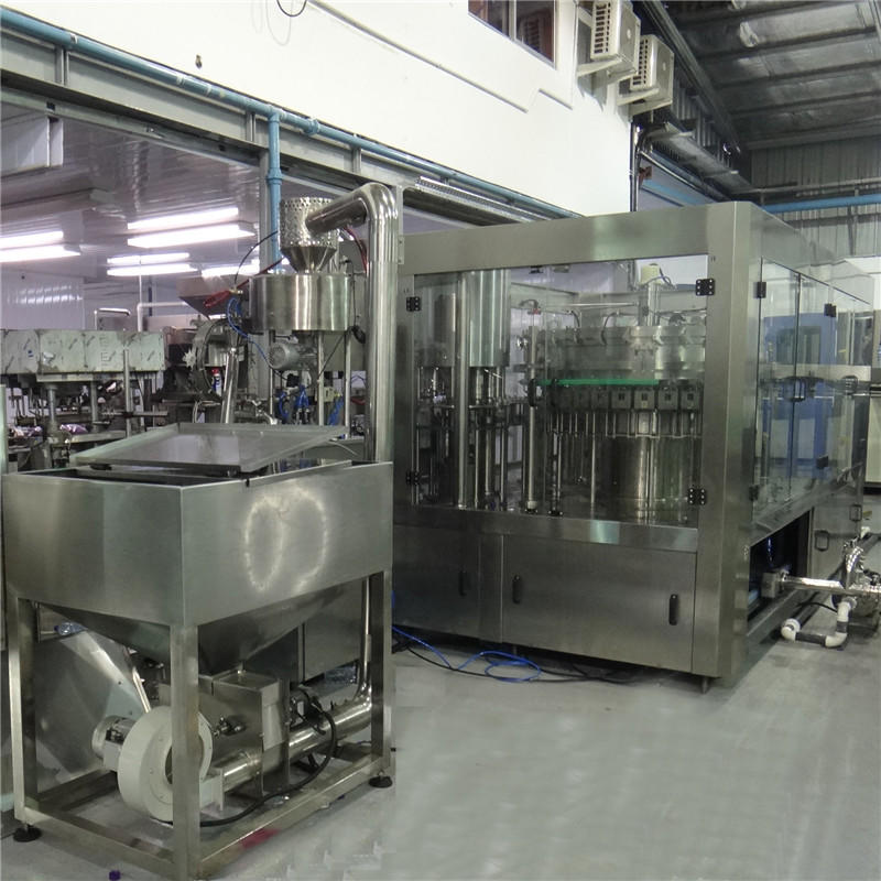 JNDWATER Carbonated Washing/Filling/Capping Machine Bottling Machine