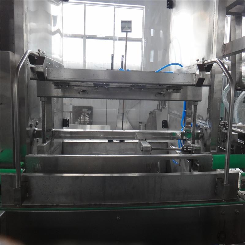 JNDWATER Machine de capsulage remplissante pour le lavage de bouteilles JNDWATER