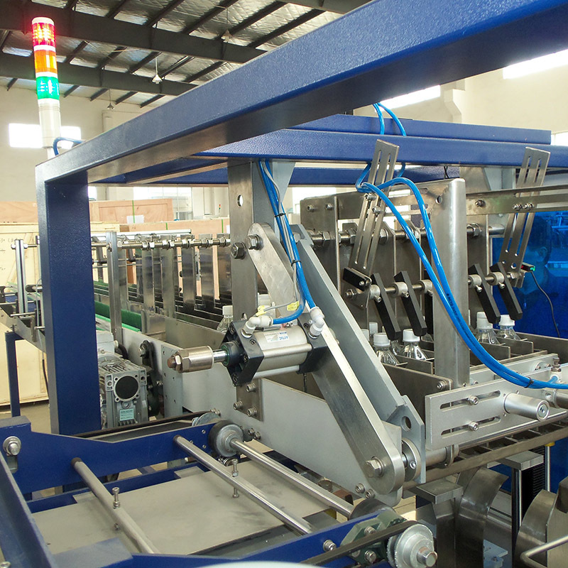 jndwater automatic carton packing machine equipment for medicine J&D WATER-4
