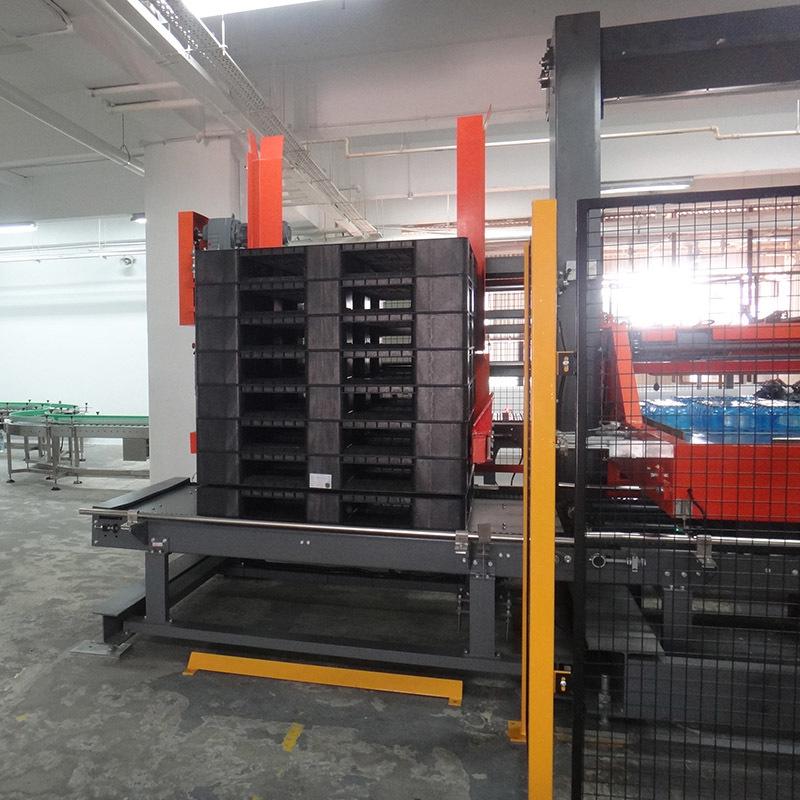 JD WATER-palletizer machine | Palletizer and Depalletizer | JD WATER-1