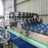 J&D WATER automatic plastic wrapping machine packing beer