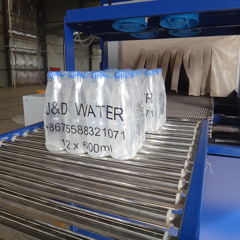 JD WATER-High-quality Automatic Shrink Wrap Packing Machine -JD WATER-3