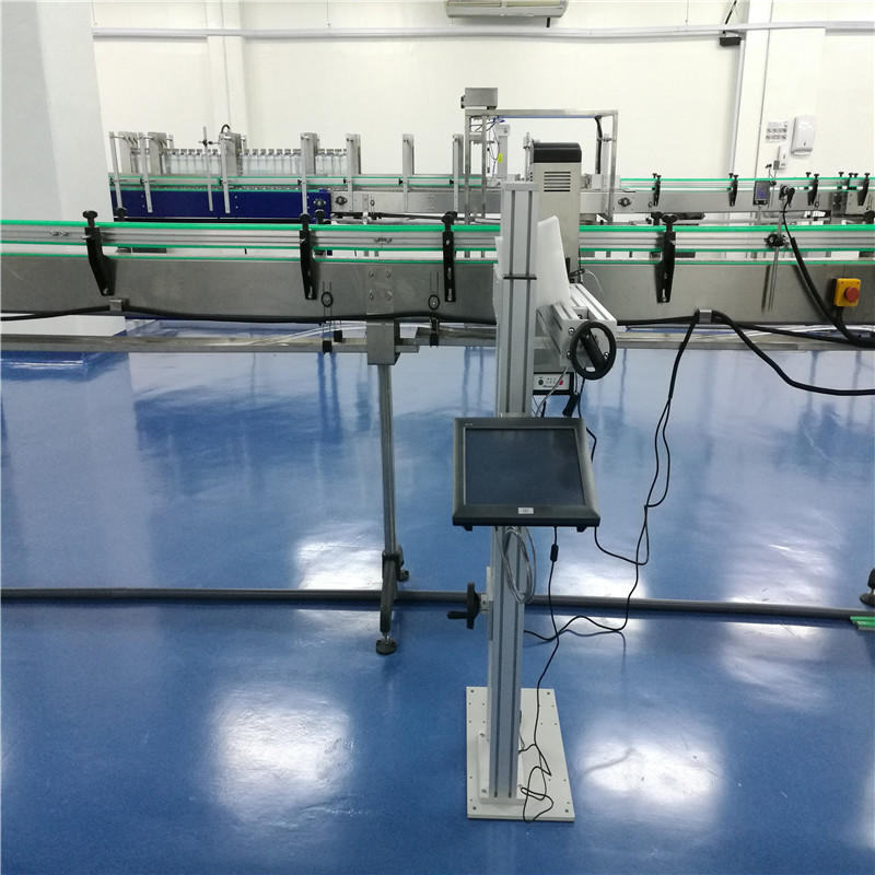 JNDWATER Carbon Dioxide Laser Date Coding Machine Laser Marking Machine