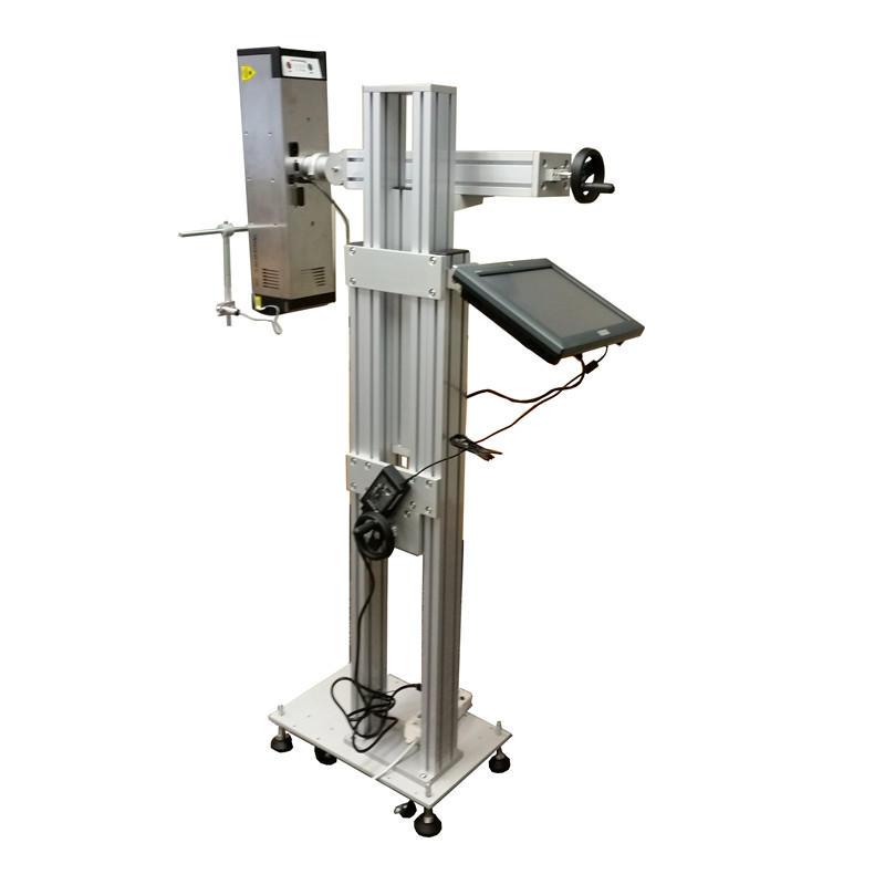 JNDWATER Carbon Dioxide Laser Date Coding Machine Laser Marking Machine