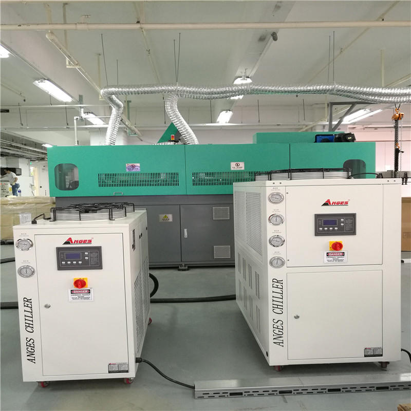 JNDWATER Auto High Speed Reheat Stretch Blow Molding Machine