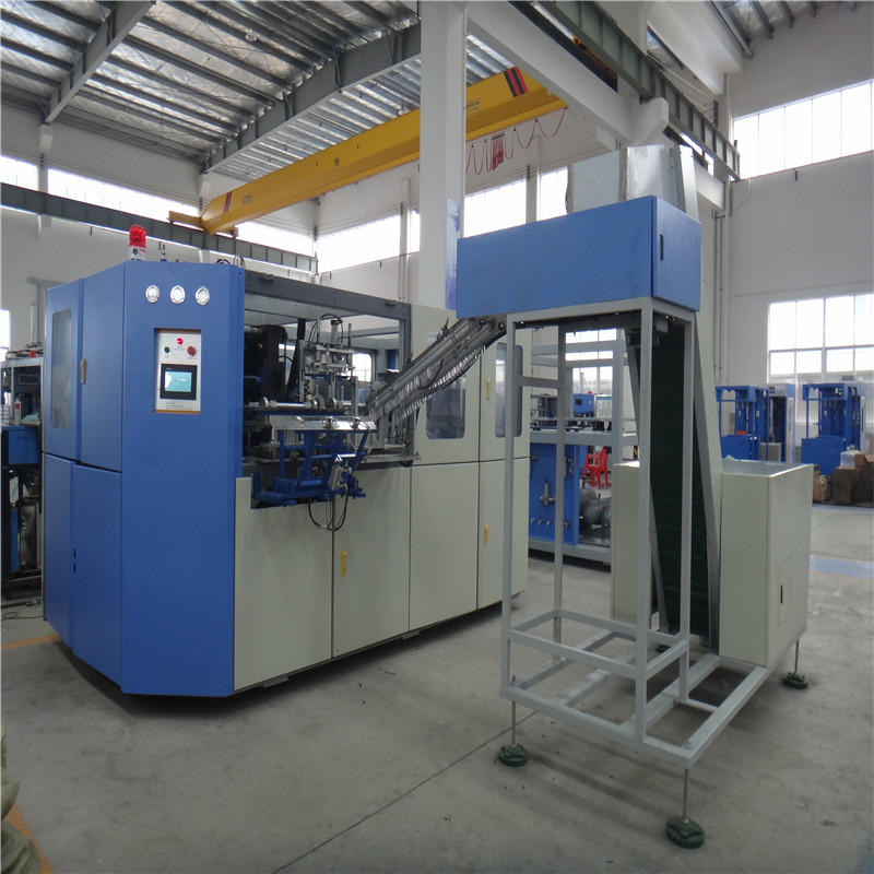 JNDWATER Standrad Automatic Bottle Blowing Machine Plastic Blowing Machine