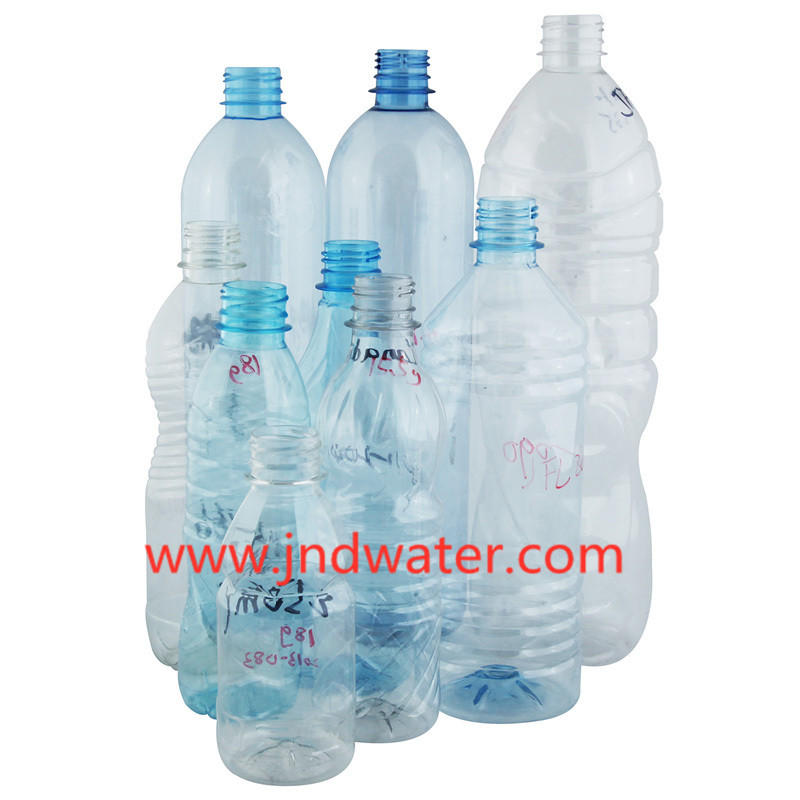 blow molding machine manufacturers safely for cosmetics bottles J&D WATER