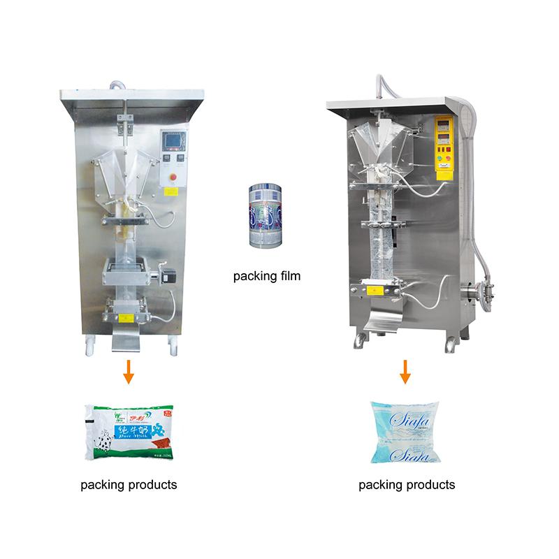 JD WATER-Best Automatic Liquid Bag Filling Machine Sachet Filling Machine