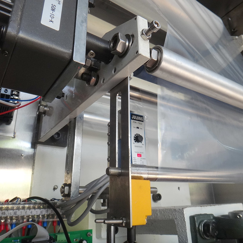 easy operation bagging machine complete function for oil-4