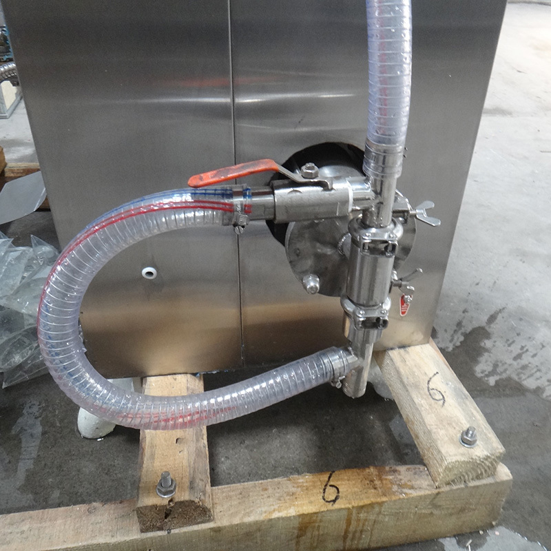 J&D WATER bag filling machine high accuracy for container-5