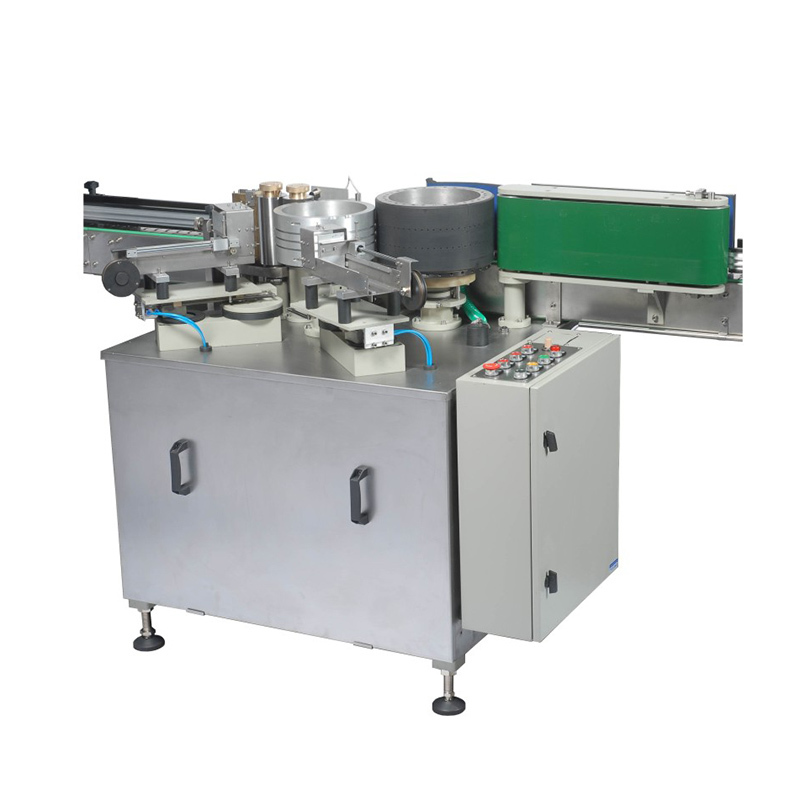 JD WATER-Cold Glue Bottle Label Machine | Glass Bottle Labeling Machine