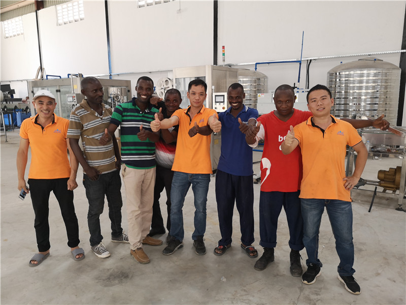 JD WATER-News About Shenzhen Jd Drinking Water Equipment Co,ltd's After-sales-2
