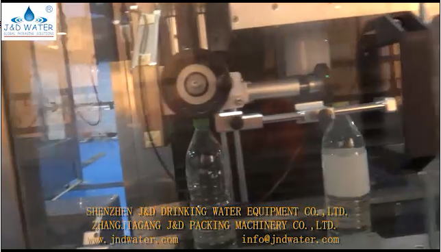 JNDWATER Sleeve Labeling work video