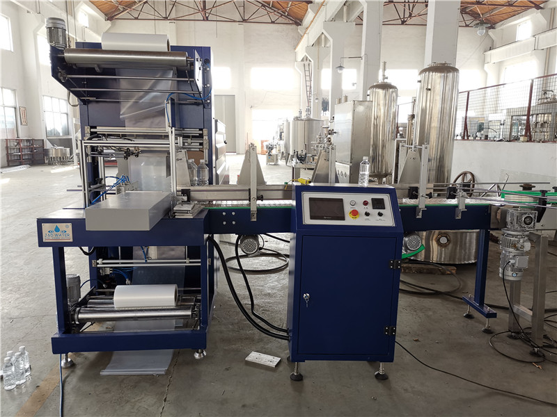 JD WATER-Jndwater Machine Inspection Before Leaving The Factory | Filling Sealing Machine-1