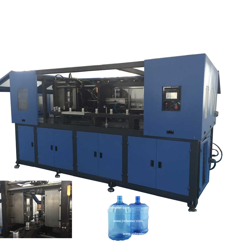 JD WATER-blow moulding machine   1-6 gallon bottle blow molding machine   JD WATER-1
