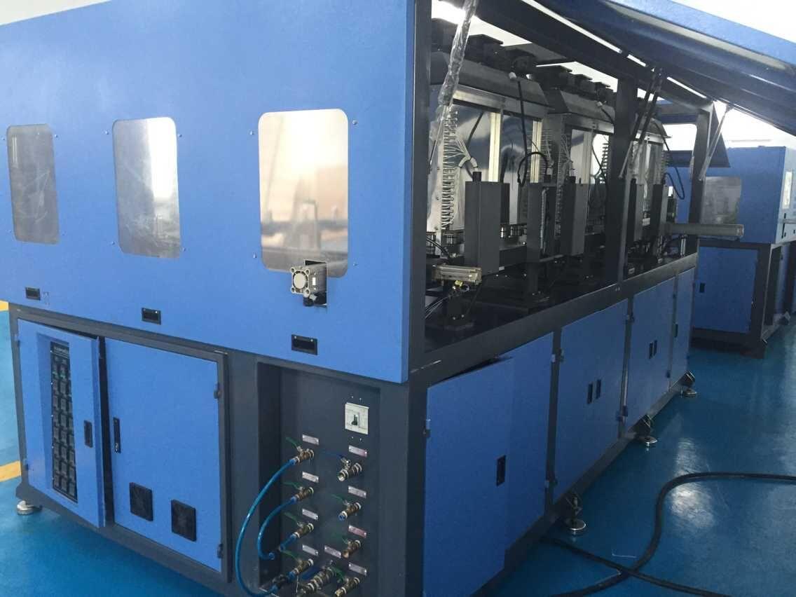 JNDWATER 5 Галлонов Автоматическая машина для выдувания бутылок