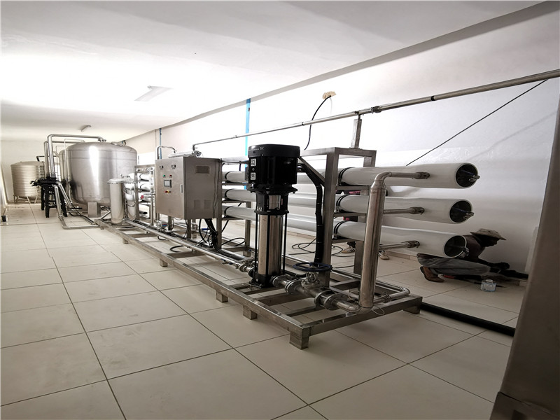 JD WATER-Bottle Filling Equipment-jndwater Equipment Will Be Settled In Senegal-2