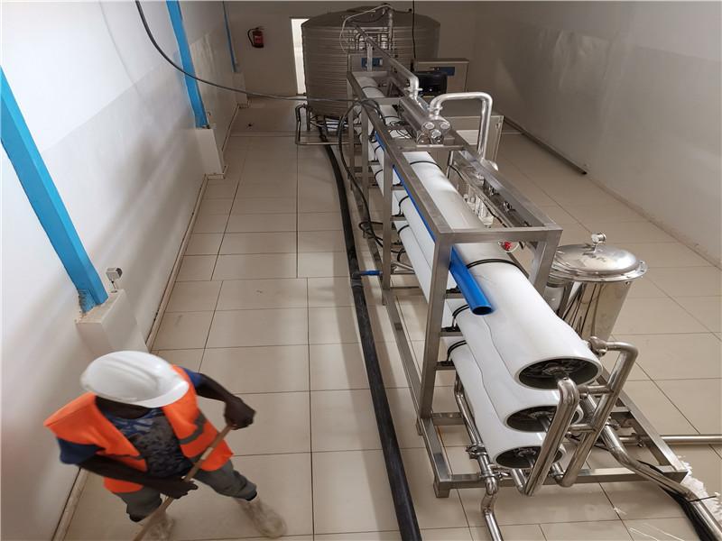JD WATER-Water Bottling Equipment-jndwatre Handsome Professional Technician Mr-2